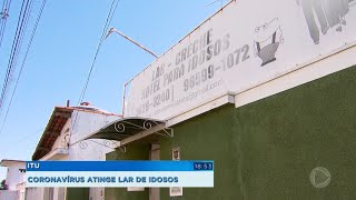 Coronavírus atinge lar de idosos em Itu