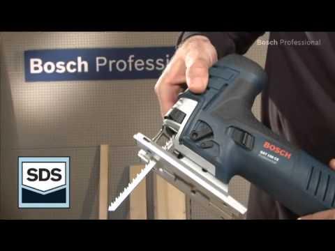 Bosch Stabgriffstichsäge GST 150 CE, 780 W im Koffer