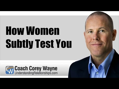 women test strength
