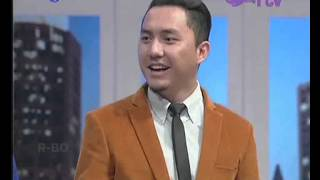 On The Show With Omesh | Kartika Putri Berpakaian Hot N Sexy | 9 April 2015
