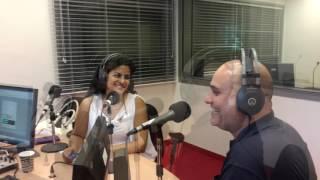 ריאיון איתי ברדיו על IEMT