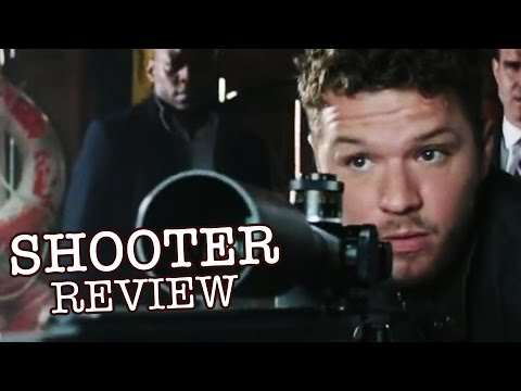 Ryan Philippe, Omar Epps in 'Shooter' - TV Review