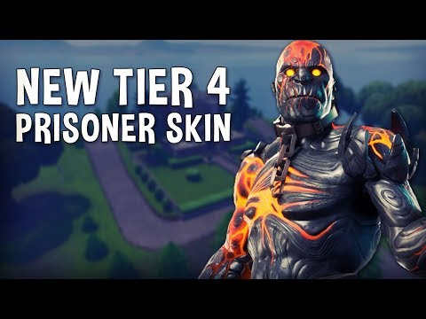NEW TIER 4 PRISONER SKIN!! - Thời lượng: 19 phút.