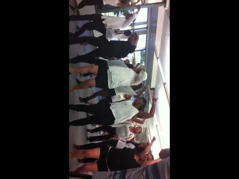 Bostonia Call Center Flashmob