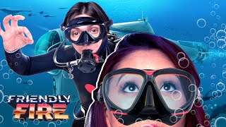 NUCLEAR UNDERWATER SURVIVAL (Friendly Fire) by Smosh Games