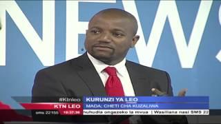 Wakili George Kithi anasema lazima mama na baba wakubaliane kwa kuweka jina kwa cheti cha mwanao