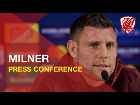 James Milner Press Conference