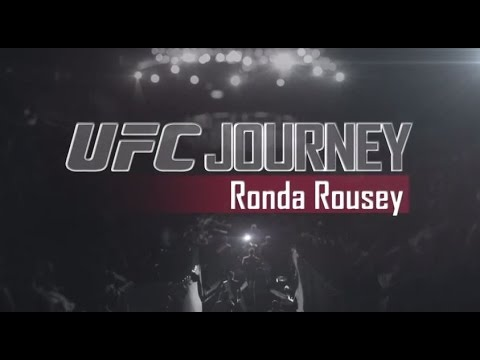 UFC 184: The Journey - Ronda Rousey