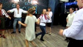 Український народний танець Метелиця