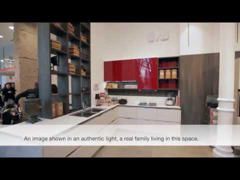 Veneta Cucine presenta la sua sede a Milano