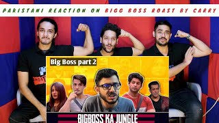 Video BIG BOSS BIG BOSS BIG BOSS PART 2 | CARRYMINATI | Pakistani Reaction | Bigg Boss Roast download in MP3, 3GP, MP4, WEBM, AVI, FLV January 2017