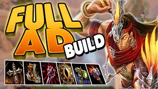 I will more than likely revisit this one later on so I can get full build :^) What should I build/play next?Subscribe for more ► http://goo.gl/1jrvu6Follow my Twitch ► http://www.twitch.tv/solodoublejFollow me on Twitter ► https://twitter.com/SoloDoubleJSupport me on Patreon ► https://www.patreon.com/SoloDoubleJJoin the Community Discord► https://goo.gl/TtY7Wk3% cashback using code SOLOD►https://www.g2a.com/r/gemsez