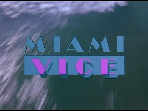 Miami Vice - Pilote Opening Sequence (HD)