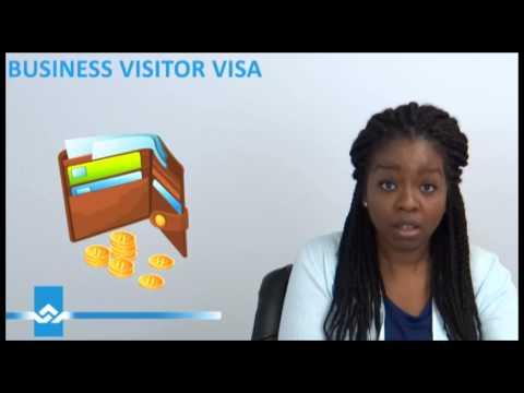 Business Visitor Visa Video