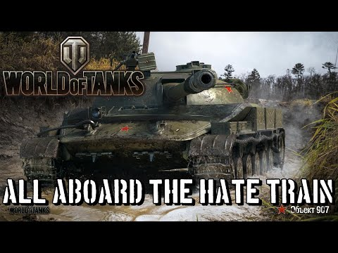 World of Tanks - All Aboard The Hate Train