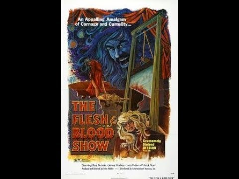 The Flesh and Blood Show (1972) - Trailer HD 1080p