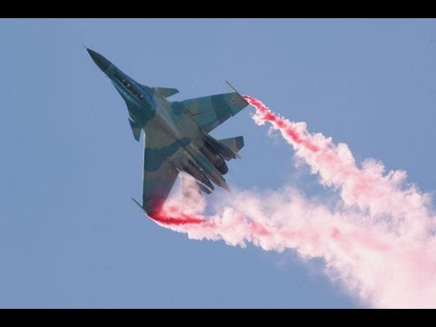 The Sukhoi Su-30 is a twin-engine,...