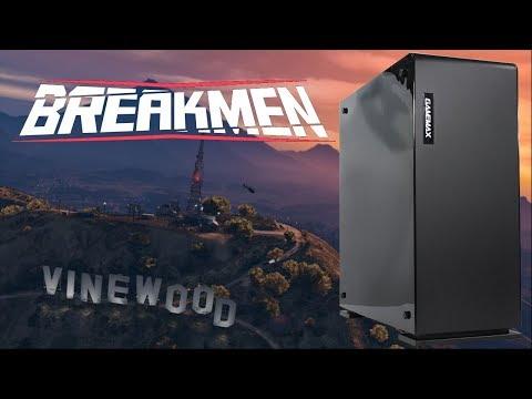 Chipart - SORTEIO PC BREAKMEN RODA GTA 5?