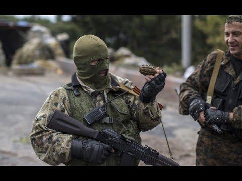 За \русский мир\ они умирать не будут - боец АТО о боевиках - DomaVideo.Ru