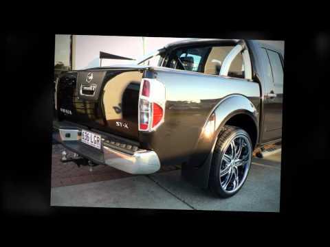 F1 Wheel & Tyre Nissan Navara custom rims 20 inch Lexanis LX7