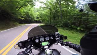 8. 2014 Street Glide Special vs The Tail of the Dragon