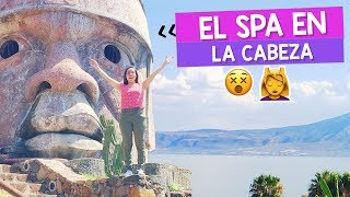 Video ANCIENT RUINS SPA! Hidden pools & Olmec Heads | Craftingeek Vlog MP3, 3GP, MP4, WEBM, AVI, FLV Juli 2018