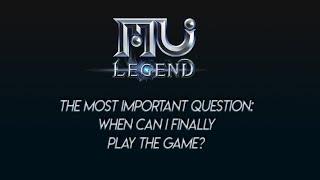 Видео к игре MU Legend из публикации: Стала известна точная дата запуска ОБТ MU Legend