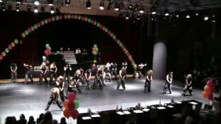 Mdonnaz - Dance Challenge - 1. plass