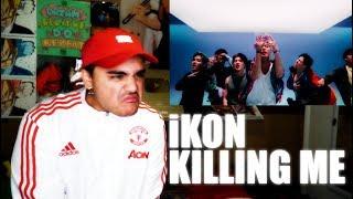 iKON - KILLING ME MV REACTION