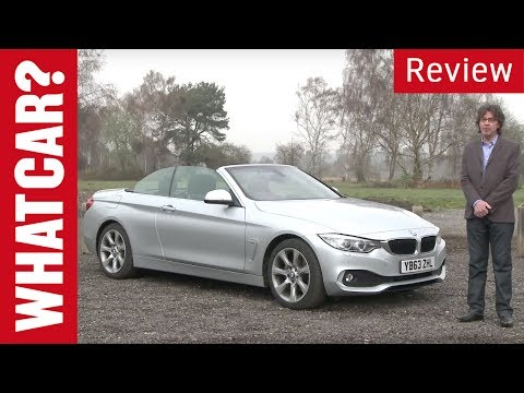 2014 BMW 4 Series Convertible review – What Car?