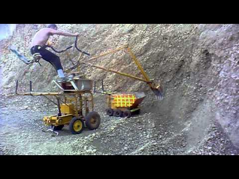 Escavatore manuale