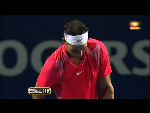 Stanislas Wawrinka vs Rafael Nadal