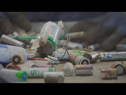 Γερμανία: Περισσότερη και καλύτερη ανακύκλωση «e-waste»