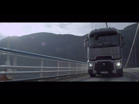 Renault Trucks T: Truck of the Year 2015
