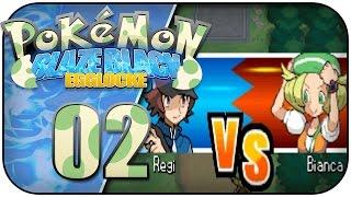 Fehler, Fehler, Fehler! - Pokémon Blaze Black Egglocke Challenge #02