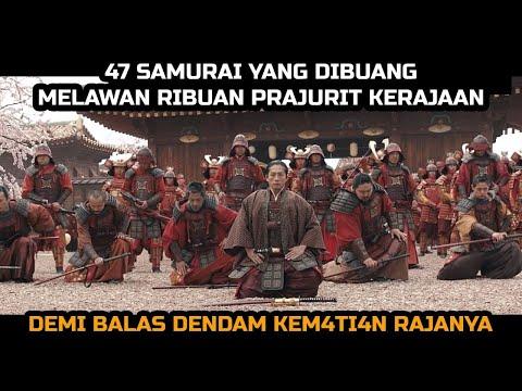 Ketika IBLIS HUTAN Membesarkan Samurai Hebat   Alur Cerita Film 47 Ronin 2013