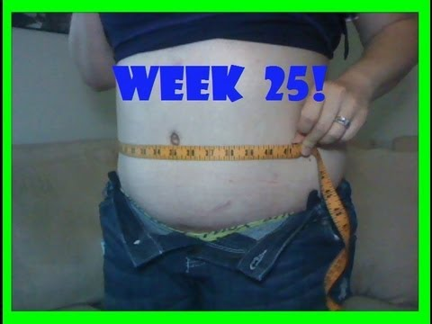 Chubby Check-in: 25 weeks / 6 months pregnant after Tummy Tuck