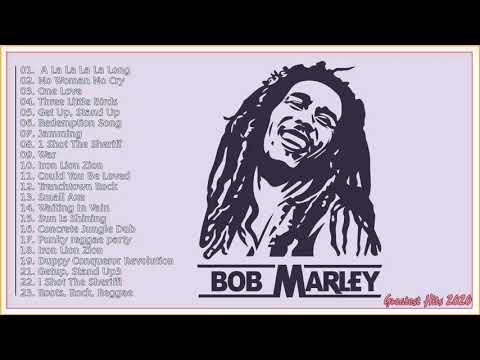 Bob Marley Nonstop Best Songs Playlist - Bob Marley Greatest Hits Album