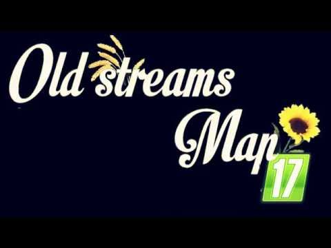 Old Streams Map v1.0.1