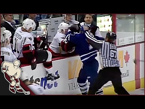 NHL: Bench Fights [Part 2]