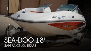 10. Used 2006 Sea-Doo Challenger 180 for sale in Canyon Lake, Texas
