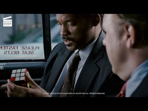 The Pursuit Of Happyness: Rubik's cube