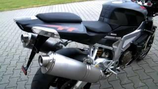 4. Aprilia Tuono 1000 R -2010 Motorrad Schwarz