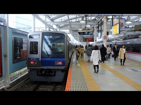 Seibu Shinjuku-Haijima Line driver's view from Haijima to Seibu-Shinjuku in Japan (видео)