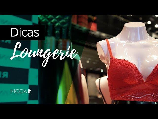 Moda it visita Loungerie - Moda it