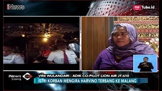 Video Adik Kopilot Harvino Ceritakan Sempat Mengira Korban Terbang ke Malang - iNews Siang 05/11 MP3, 3GP, MP4, WEBM, AVI, FLV Mei 2019