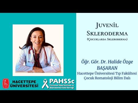 Dr. Halide Özge BAŞARAN ile Juvenil Skleroderma ve Hacettepe Üniversitesi Tıp Fakültesi - 2020.10.26