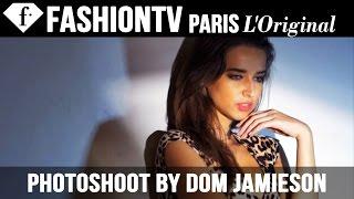 Laura Kvietkauskyte photo shoot by Dom Jamieson | FashionTV