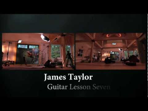 Life Lesson - See the rest of the Official James Taylor Guitar Lessons here: http://www.youtube.com/playlist?list=PL4C7B31793C012820&feature=plcp Finally, the intricate se...