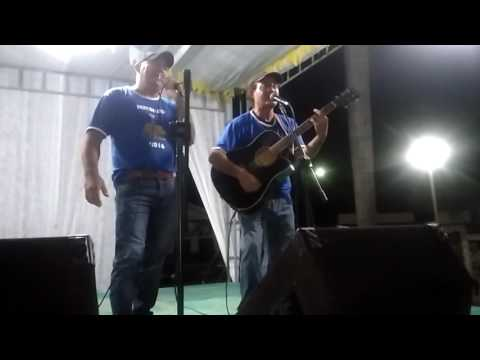 Dupla Sertaneja Ademilton e Agmar Cantando em Rochedo - Ms #Sextanejo Musica Vou te Buscar